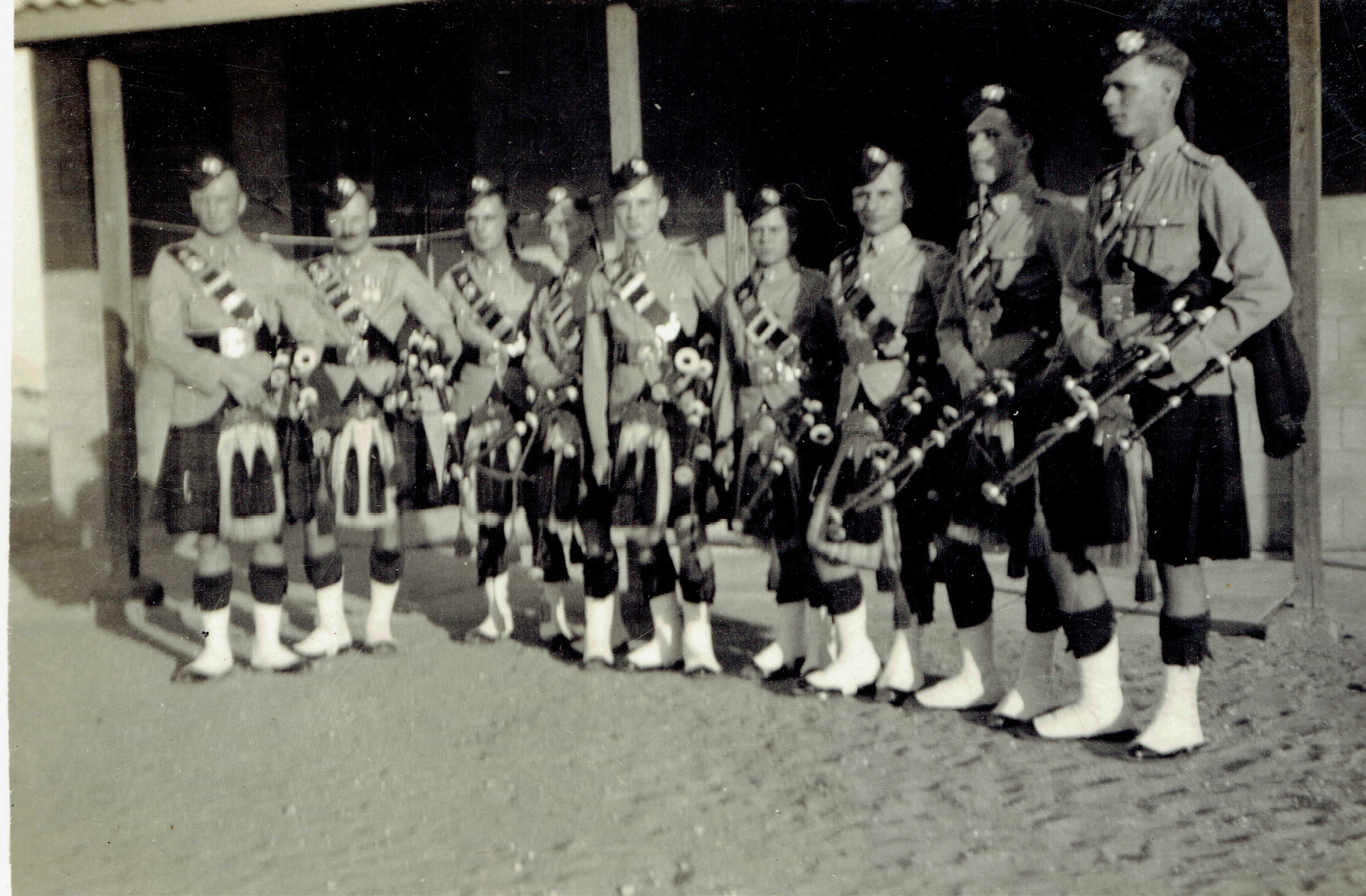 pipers 1936