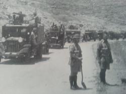 Windy Corner convoy duty palestine 1938