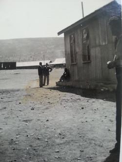 Palestine barracks