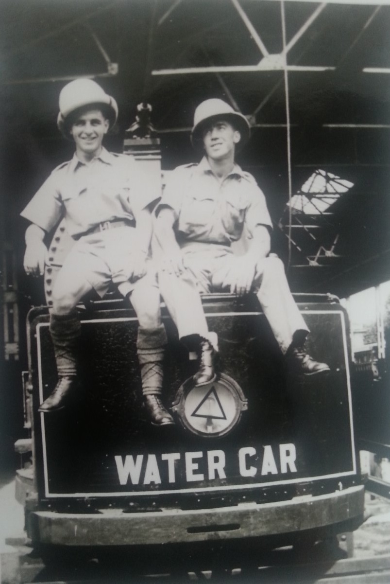 Water car palestine 1938