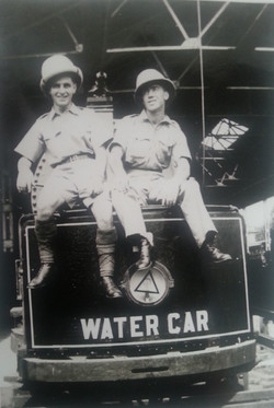 Water car palestine 1938