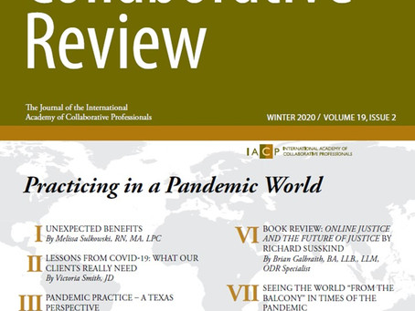 Collaborative Practice during the COVID-19 Pandemic in Switzerland