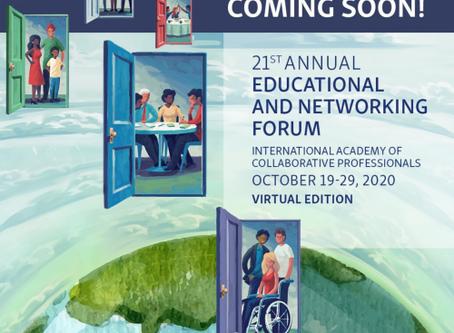 The 2020 IACP Forum goes virtual