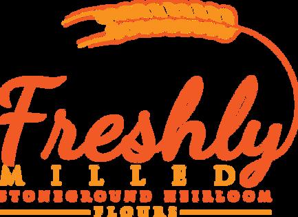 Freshly Milled Stoneground Heirloom Flours