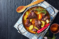 Jamaican Curry Goat – slow cooked Jamaic