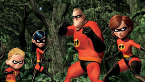 The Incredibles: An extremely smart and action-packed animated film.
