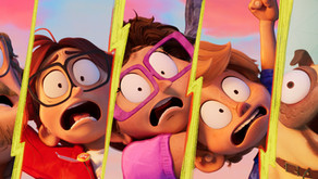 The Mitchells Vs. The Machines: A brilliant and top-notch animated film.