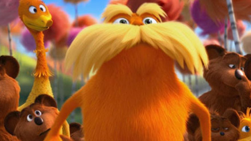 The Lorax: A misguided and often clumsy Dr. Seuss movie.