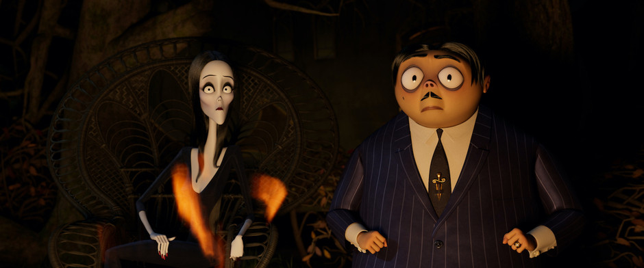 The Addams Family 2: A derivative and exceptionally dreadful sequel.