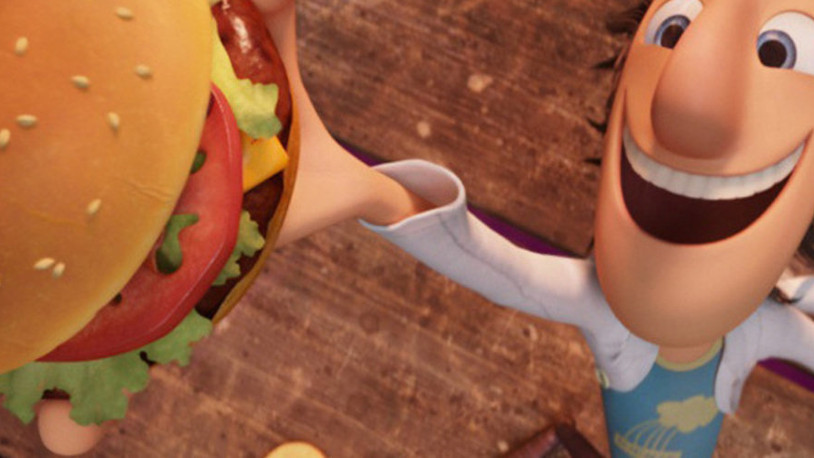 Cloudy With a Chance of Meatballs: A silly and hilarious film.