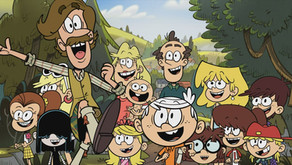 The Loud House Movie: A fun silly film for fans of the show.