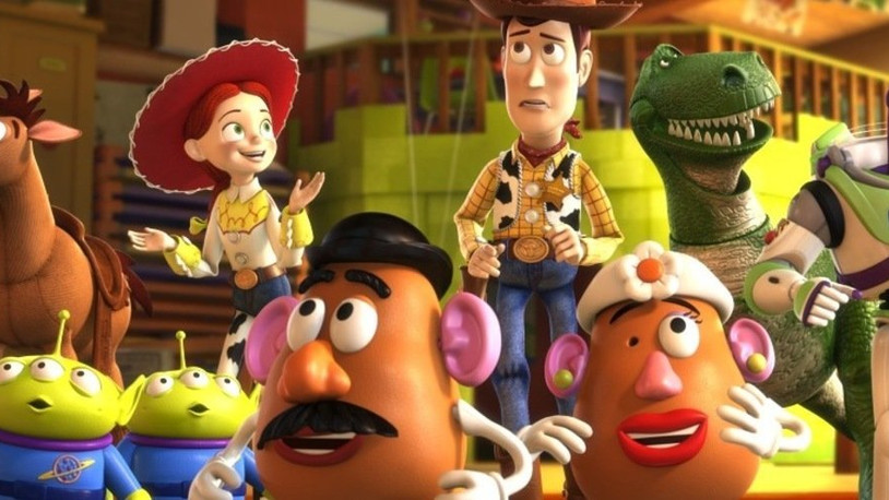 Toy Story 3: An emotional and beautiful movie.