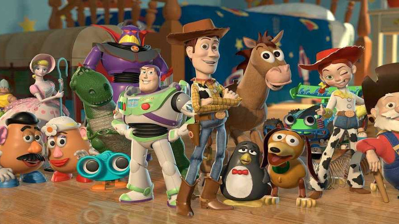 Toy Story 2: A fantastic and fun sequel.