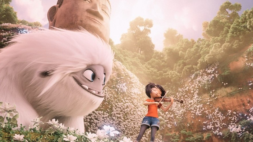 Abominable: A familiar, but still charming animated film.