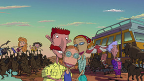 The Wild Thornberrys Movie: An inconsistent but still sweet animated film.