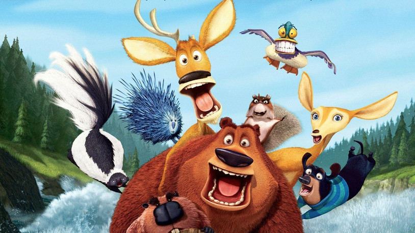 Open Season: A very unfunny debut animated film.