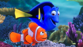 Finding Nemo: A timeless animated classic.