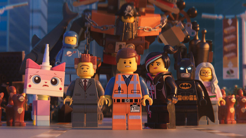 The Lego Movie 2: The Second Part: A funny and awesome sequel.