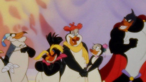 The Pebble and the Penguin: A sloppily made animated film.