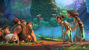 The Croods: A New Age: An average and pretty predictable sequel.