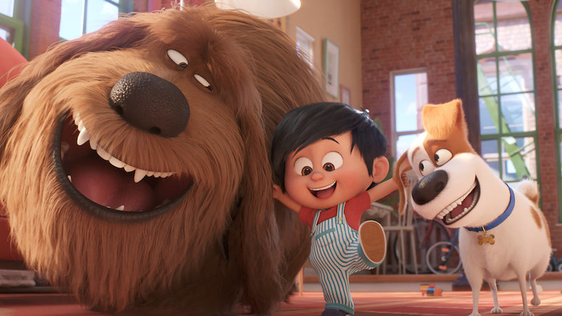 The Secret Life of Pets 2: An unfunny and messy sequel.