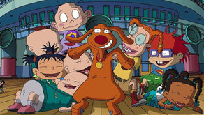 Rugrats Go Wild: A dull and mostly unimpressive crossover.