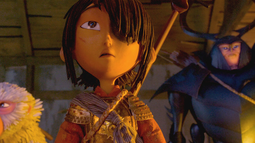 Kubo and the Two Strings:  A tale that is both visually and emotionally fantastic.