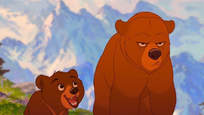 Brother Bear: An average Disney movie with great moments.