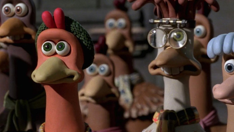 Chicken Run: A wickedly smart and extremely clever film.