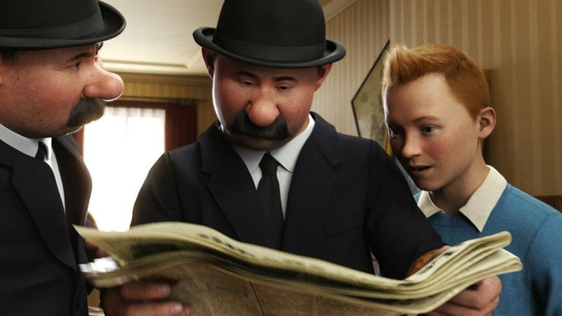 The Adventures of Tintin: A fun and exciting adventure from Steven Spielberg.