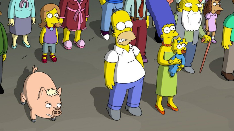 The Simpsons Movie: A hilarious animated film based on a TV show.