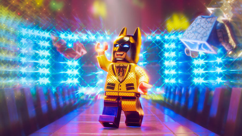 The Lego Batman Movie: A funny, and clever animated parody of Batman.