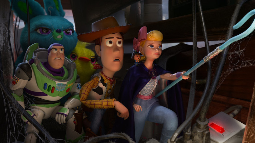 Toy Story 4: A hilarious and emotional conclusion to a fantastic series.