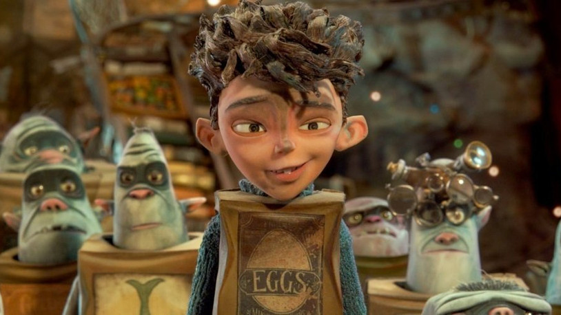 The Boxtrolls: A simple, but cute film.