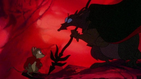 The Secret of NIMH: A dark yet absolutely brilliant animated feature.