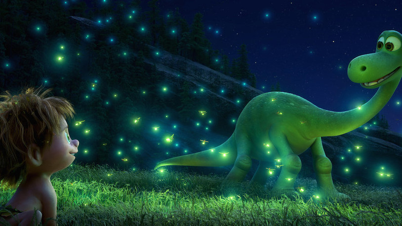 The Good Dinosaur: A good movie, but not a great one.