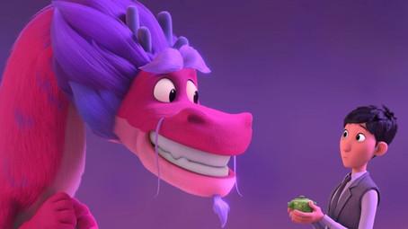 Wish Dragon: A fun and charming rehash of the Aladdin tale.