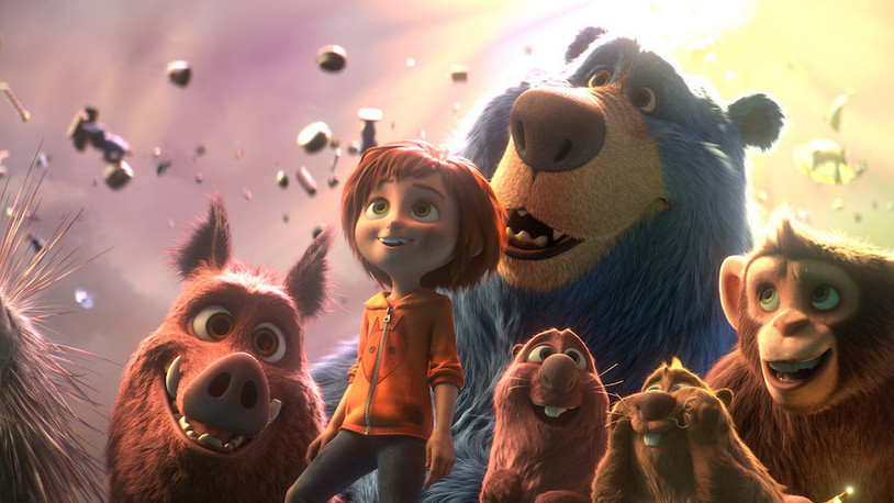 Wonder Park: A dazzling but very boring and bland animated movie.