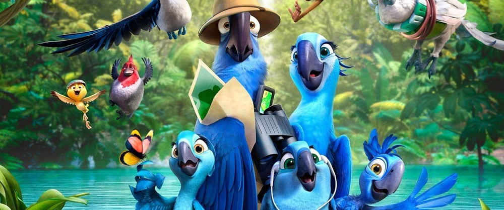 Rio 2 A Very Disappointing And Jumbled Mess