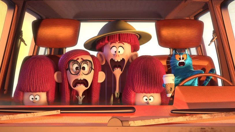 The Willoughbys: A fun and funny animated movie from Netflix.