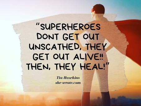 Superheroes 🦸♂️  🦸♀️  Heal!