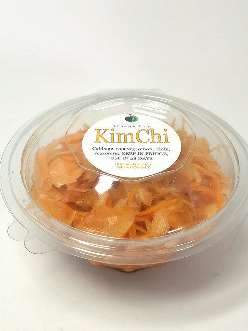 KimChi: Korean Spiced Veg
