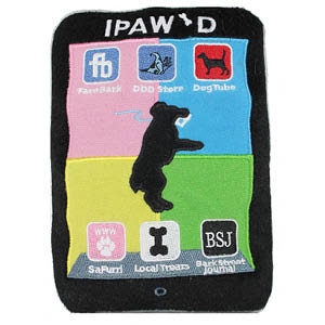 iPaw'd