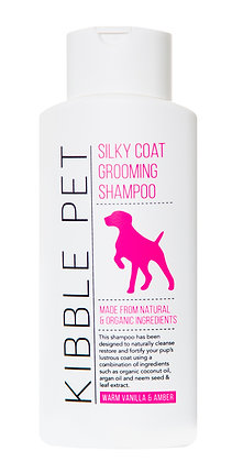 Silky Coat Grooming Shampoo