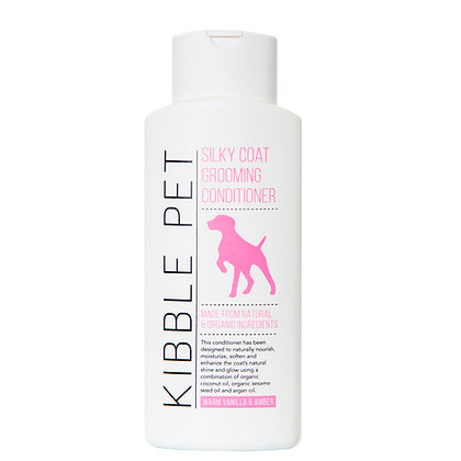 Silky Coat Grooming Conditioner
