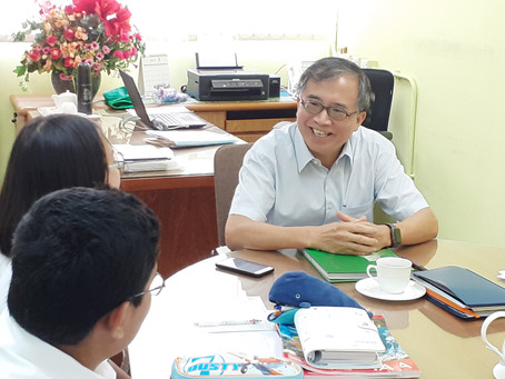 Interview with Supervisor Or Choi Kuen