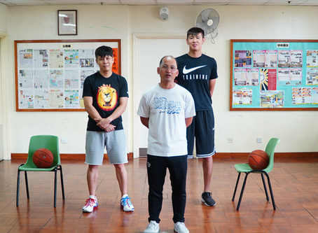 P.E. Taster Lesson: Online Basketball Course 體育體驗課:網上籃球培訓