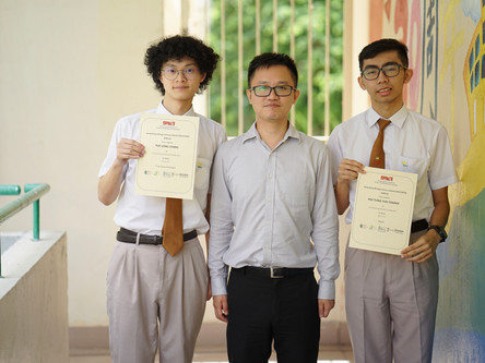 Students Achievement 學生成就
