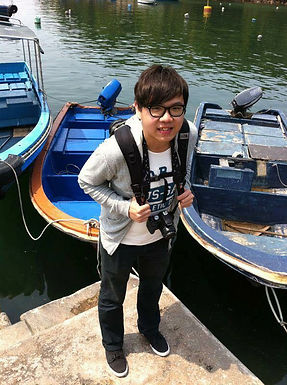 黃智軒.BSc (Hons) Tourism Management.香港專業教育學院.2013