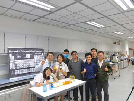 Science Taster Lesson: Students' Reflection 科學體驗課同學反思